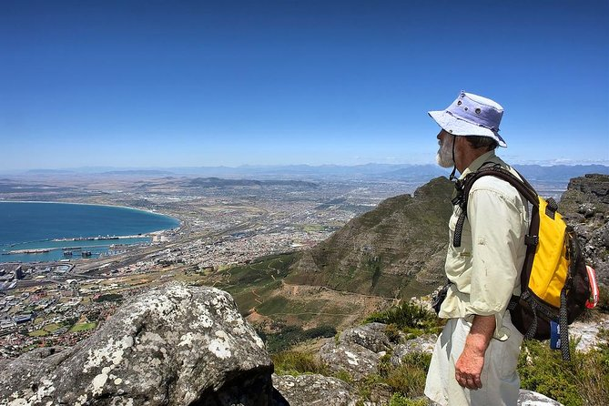 Table Mountain Hike in Cape Town - 4 hours