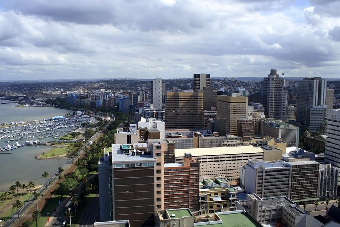 Durban City Sightseeing Tour with Ushaka Marine World