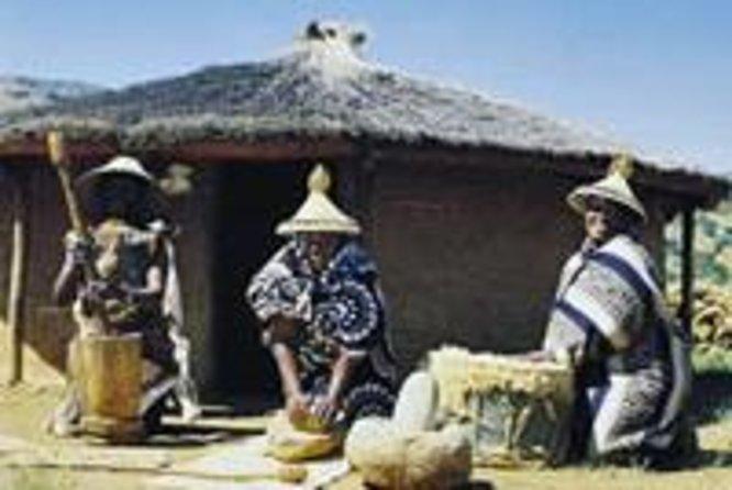 Visit a Sotho Village in Lesotho