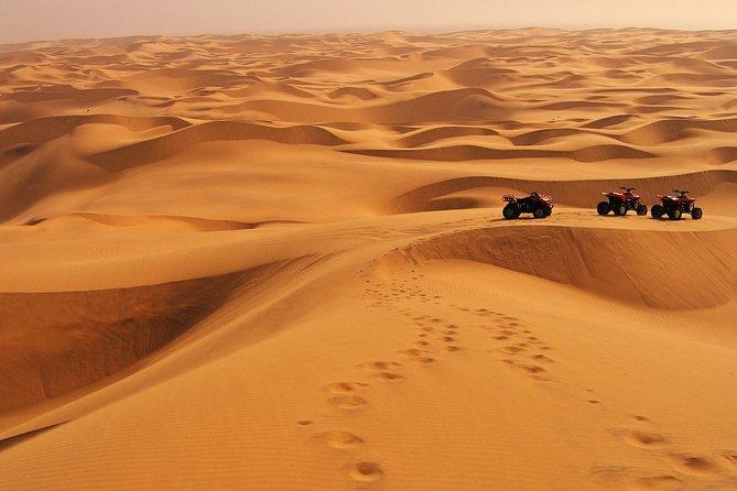Tour en quad por el desierto de Namib