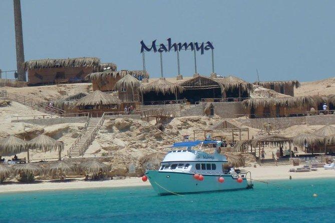 Full Day Boat Ride To Mahmya Island Hurghada