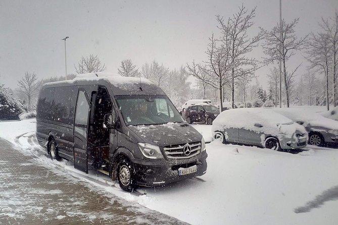 Riga Airport to Riga City Buss Arrival Transfer