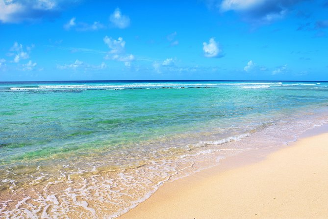 Barbados Coastal Tour with Buffet Lunch
