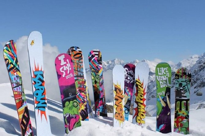ski and snowboard rental delivery