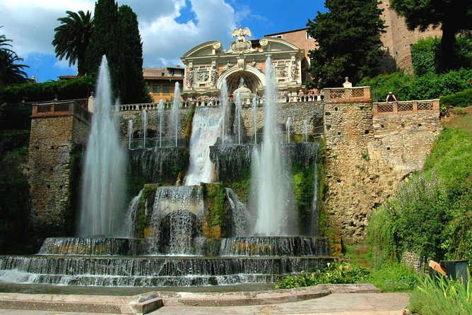 Rome to Tivoli, Hadrian's Villa and Villa d'Este Half-Day Trip