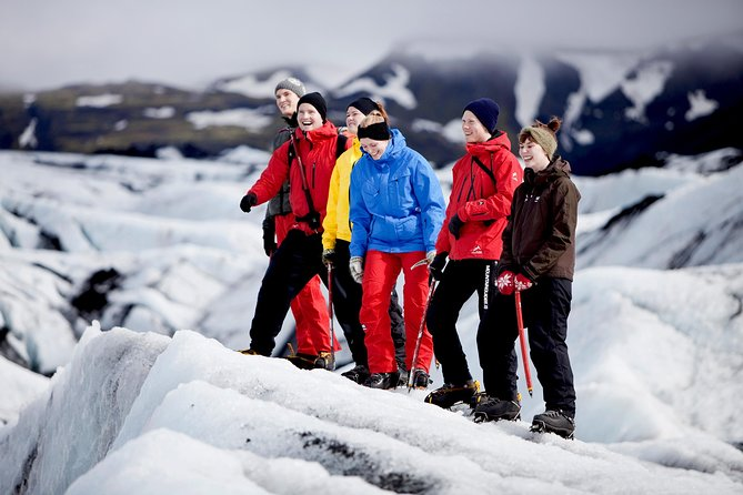 Small Group Glacier Walk and Northern Lights Tour from Reykjavik