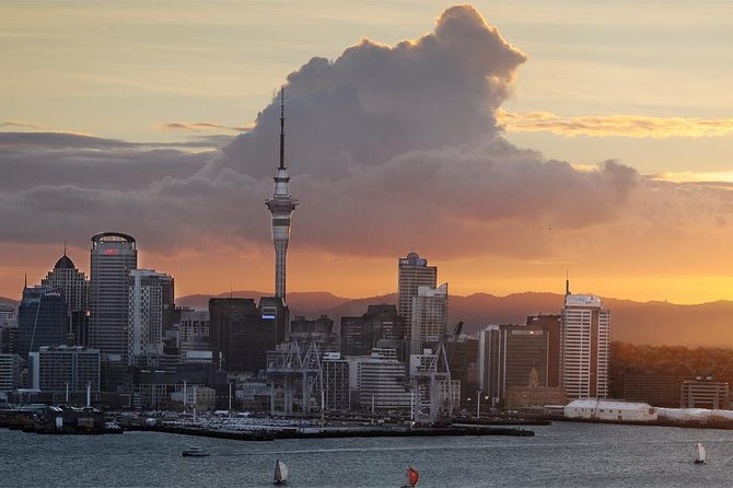 Auckland Sunset and Night Photography Tour