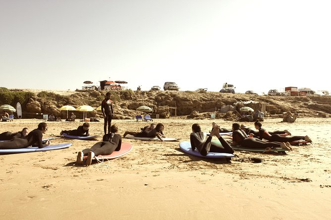 Surf Coast Morocco - Surf Beginner Day Trip