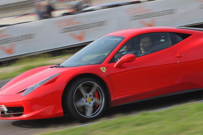 Racing Experience - Test Drive Ferrari 458 on a Race Track Near Milan