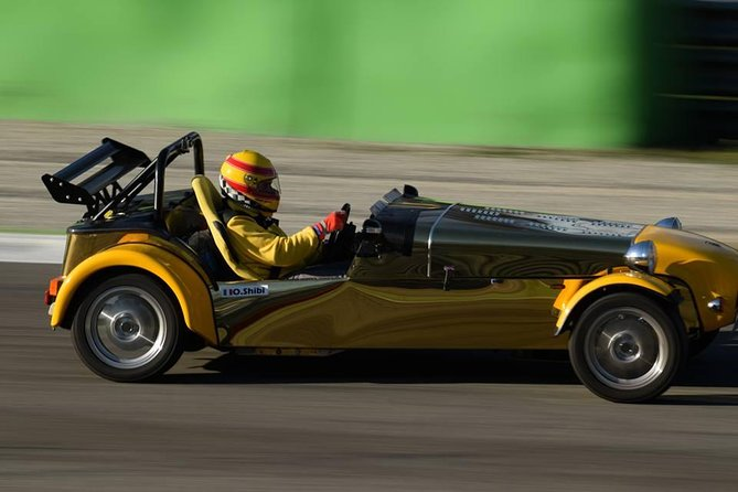 Racing Experience Test Drive Super 7