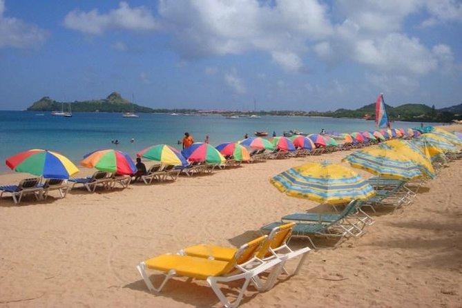 Cruise Port Beach Shuttle