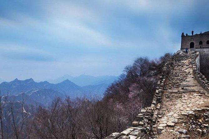 ZhengBeiLou at Jiankou to Mutianyu Great Wall Hike-through Self-Guide Day Tour