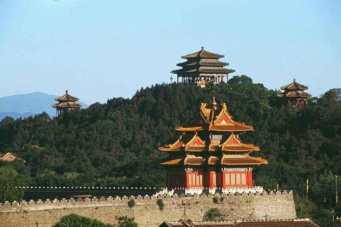 Beijing Tailored Self-Guide Privated Day Tour by English Driver