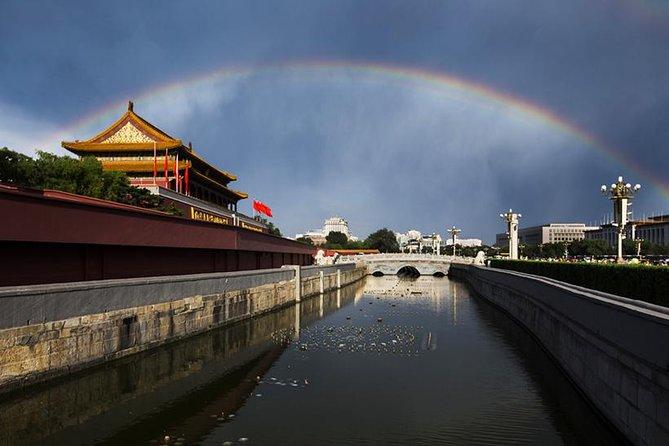 6, 8, 10 heures Visite guidée sur mesure du centre-ville à Beijing par le chauffeur anglais