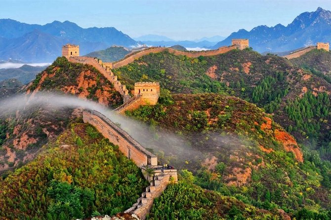 Jinshanling Great Wall Self-Guide Day Tour by English Driver photo 1