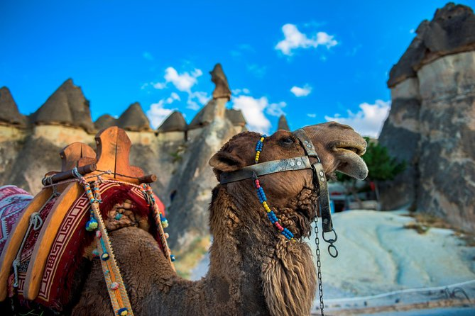 Private Car English Speaking Local Driver Highlights Of Cappadocia Tour