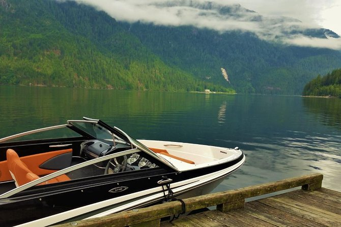 Granito Waterfalls Aluguer de barco de 4 horas para 5 a 6 pessoas