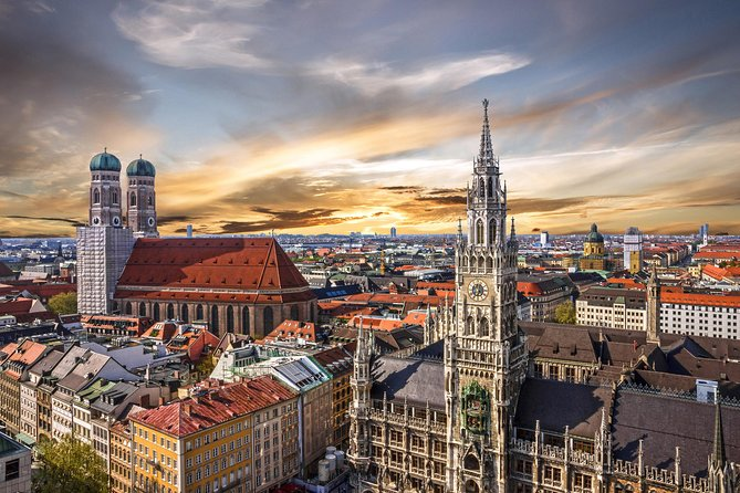 Private Transfer to Munich from Salzburg or Vice Versa