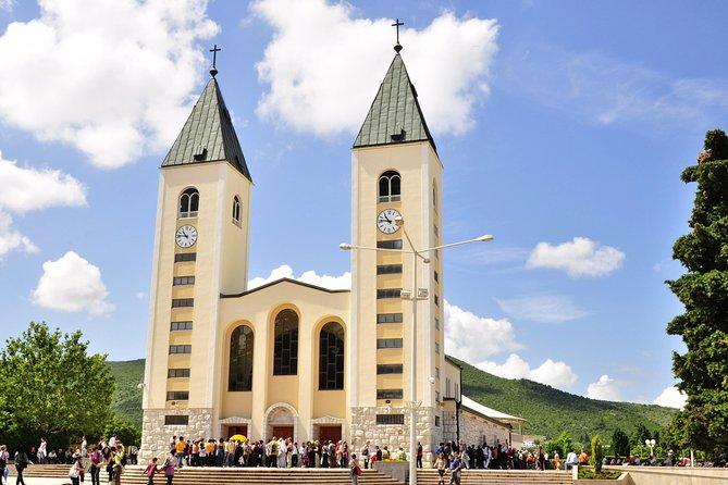 Bosnia and Herzegovina: Medjugorje Private Day Trip from Sibenik
