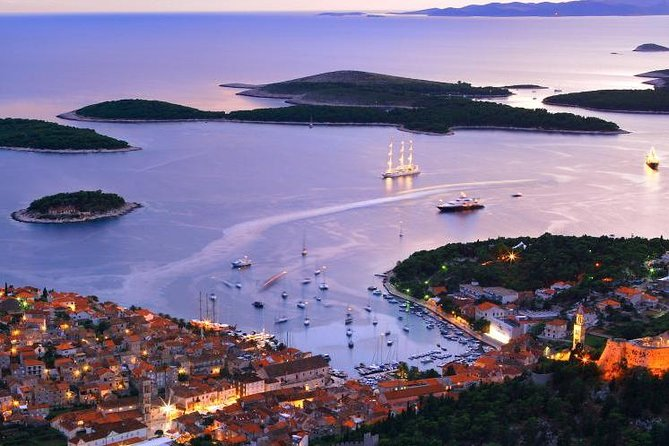 Dubrovnik to Hvar Private One-Way Transfer