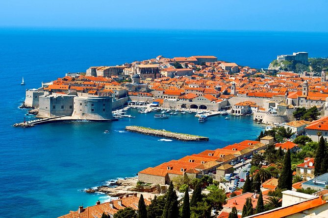 6-hour Tour to Dubrovnik from Budva