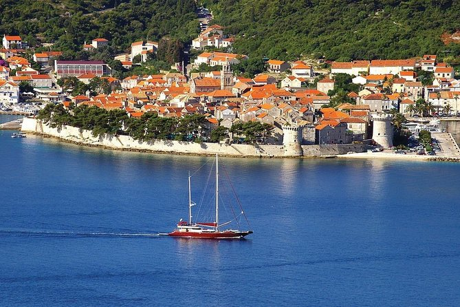 Korcula and Peljesac with Wine Tasting Private Day Trip