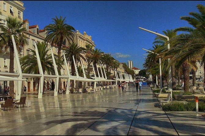 Dubrovnik to Split Private One-Way Transfer