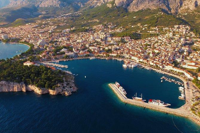 Dubrovnik to Makarska Private One-Way Transfer