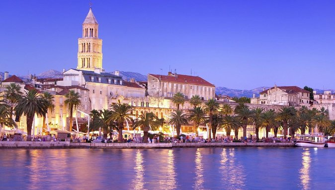 Split Private Day Trip from Zadar