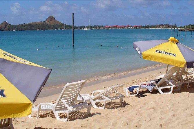 Reduit Beach Round-Trip Shuttle Service