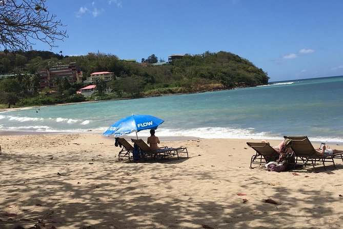 Vigie Beach Day with Round Trip Transfer from St Lucia photo 2