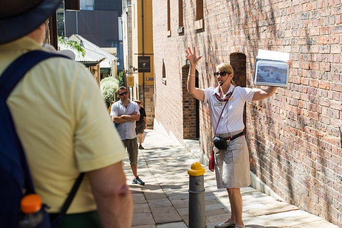 Sydney The Rocks Guided Walking Tour