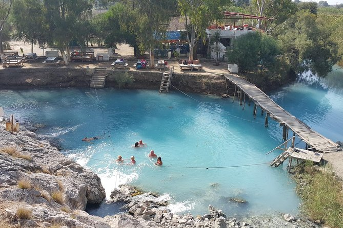 Blue Thermal Lagoon and Fevziye Village Day Trip from Dalyan