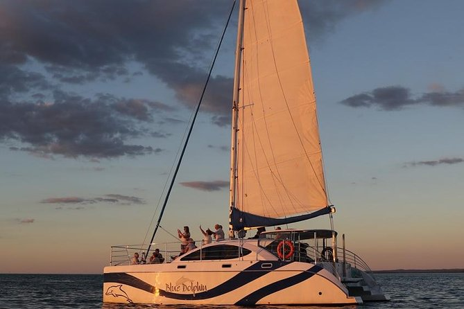 Hervey Bay Champagne Sunset Sail