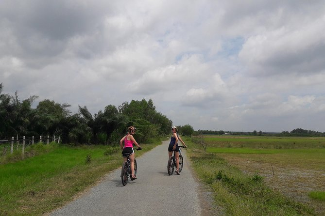 Experience Cu Chi Tunnels By Bike Day Trip