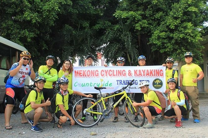 Experience the real Mekong by Bike & Kayak