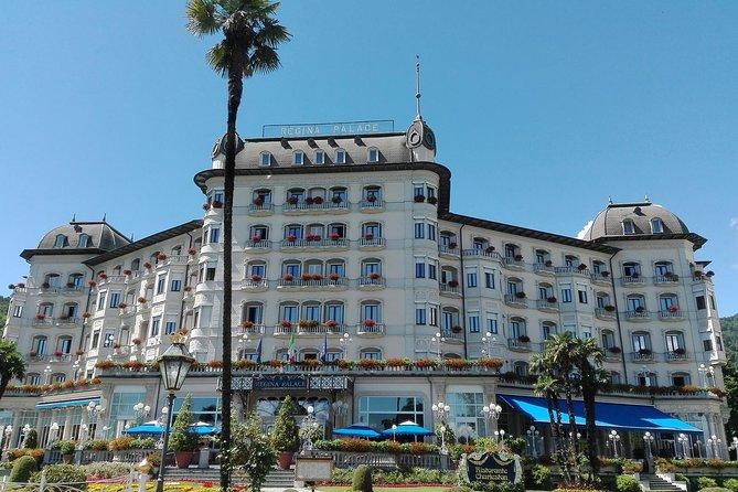 Micaela's Private Walking Tour of Stresa