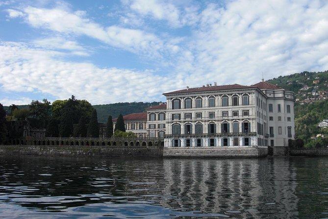 Private Guided Boat Tour of Lake Maggiore's Borromeo Islands