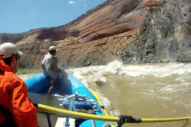 Moab Full-Day Rafting Tour in Westwater Canyon