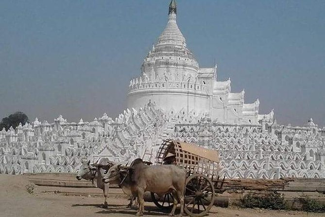 Half-Day Mingun Excursion from Mandalay by Boat