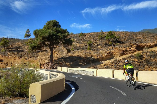 Road Cycling Tenerife - West Coast Route