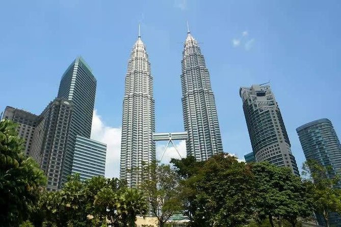 Private Half-Day Kuala Lumpur City Tour with KL Tower Observation Deck Ticket photo 1