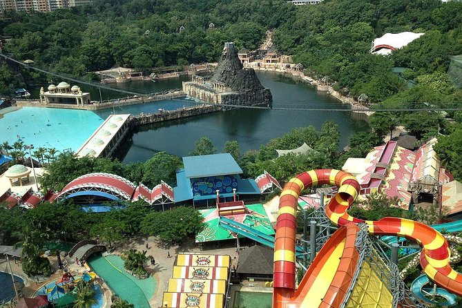 Sunway Lagoon: Admission Ticket & 2-Way Transfer