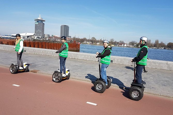 2 ½ h Private Segway Eswing Tour of Amsterdam City: