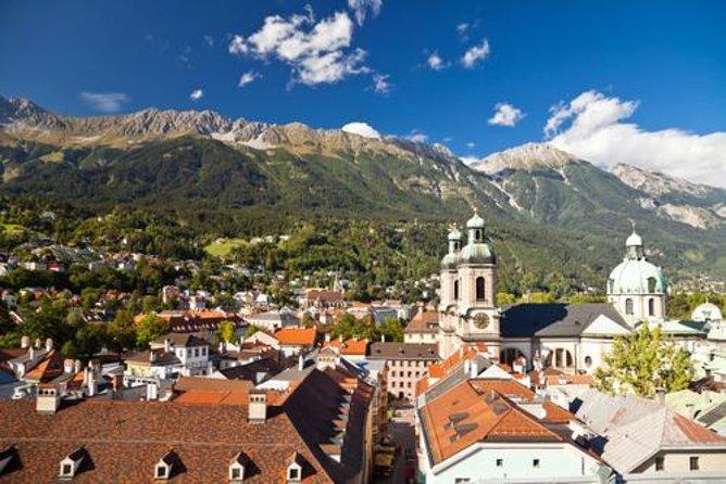 Innsbruck Combo: Innsbruck Card, Traditional Café and Austrian Dinner