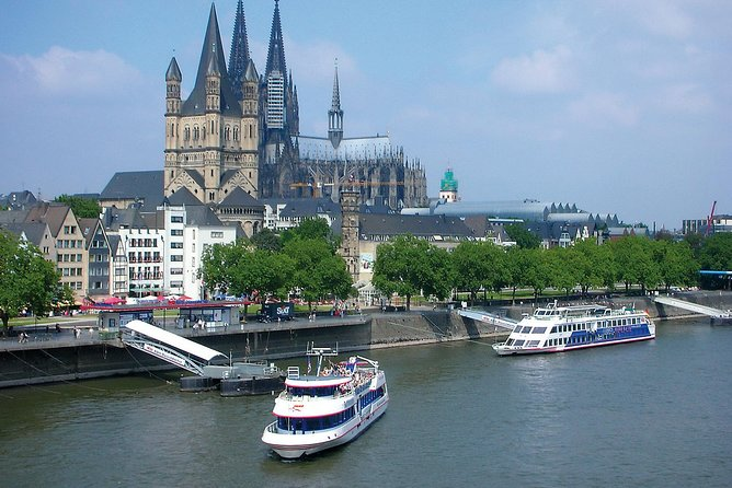 Cologne: 1-hour Rhine River Panorama Cruise photo 1