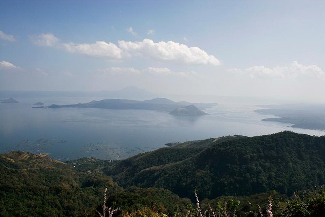 Private Full-Day Tagaytay Tour from Manila