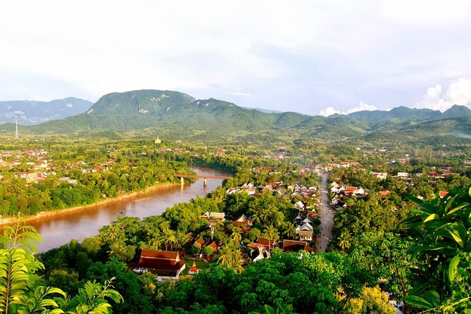 Small-Group Bike Tour Via the Nam Xuang and Nam Khan Rivers from Luang Prabang photo 1
