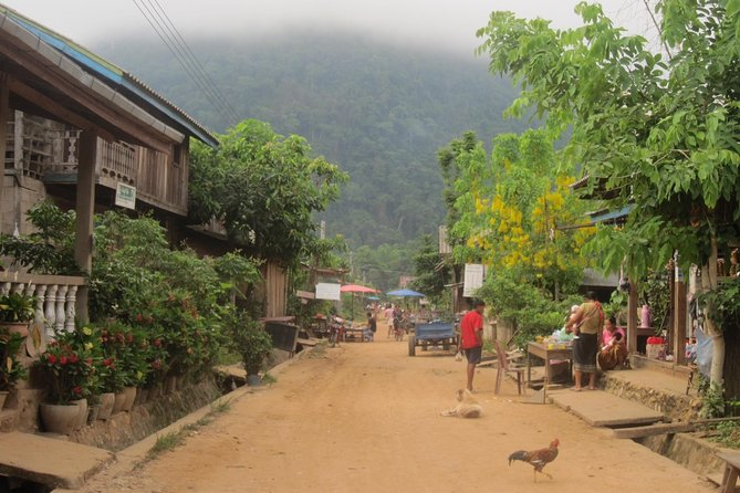 Small-Group Bike Tour Via the Nam Xuang and Nam Khan Rivers from Luang Prabang photo 3