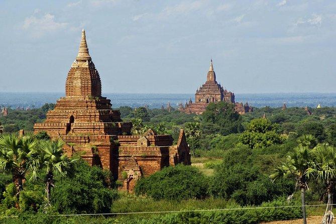 Discover Kyauk Gu U Min Temple by Boat fom Bagan half day tour